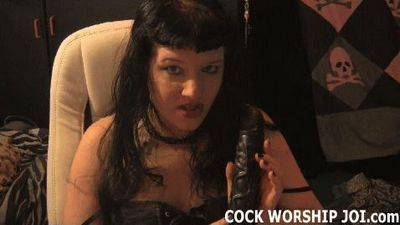 Cock Worship JOI tube
